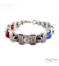 Bracelet SP / American dream ( métal )